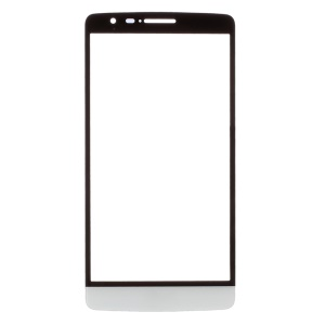OEM Glass Digitizer Touch Screen for LG G3 S D722 D725 D728 - White