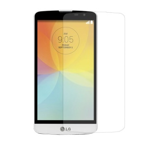 For LG L Bello D331 D335 /  LG L Prime Dual TV D337 0.3mm Anti-explosion Tempered Glass Screen Protector Film