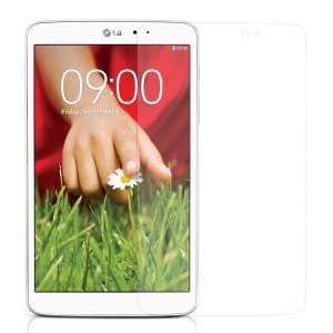Tempered 0.3mm Screen Film for LG G Pad 8.3 V500 Anti-explosion Arc Edge