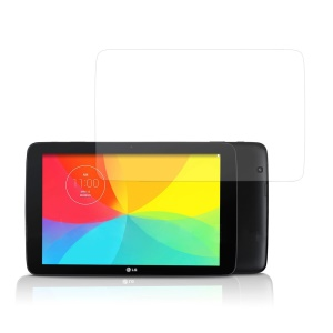 0.3mm Tempered Glass Film Screen Guard for LG G PAD 10.1 V700 Explosion-proof (Arc Edge)