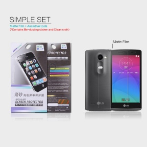NILLKIN Scratch-resistant Matte Screen Protector for LG Leon H320 C40