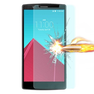 HAT PRINCE Tempered Glass Screen Film for LG G4 0.26mm 9H 2.5D Arc Edge