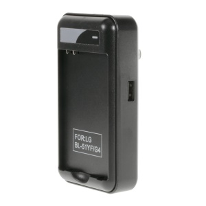 Wall Battery Charger with USB Port for LG G4 - US Plug