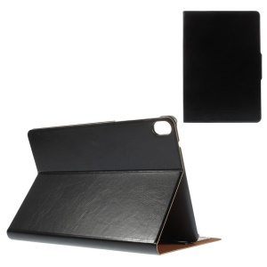 Stand Leather Case for HTC Google Nexus 9 w/ Card Slot - Black
