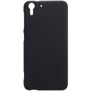 NILLKIN Super Frosted Shield Hard Cover for HTC Desire Eye w/ Screen Film - Black