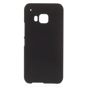 Rubberized PC Case for HTC One (M9) - Black