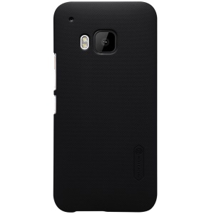 NILLKIN Super Frosted Shield Hard Plastic Case for HTC One M9 - Black