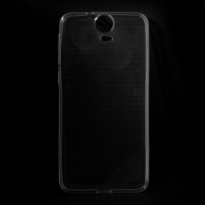 Ultra Slim 0.6mm TPU Case for HTC One E9 Plus - Transparent