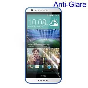 Matte Anti-glare Screen Protector for HTC Desire 620 Dual Sim / 820 Mini D820mu