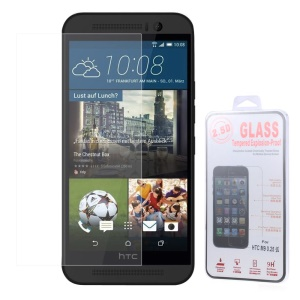 0.25mm Tempered Glass Screen Film for HTC One M9 Anti-explosion