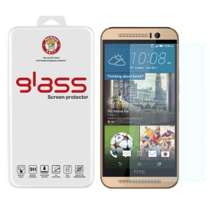 HAT PRINCE Tempered Glass Screen Film for HTC One M9 0.26mm 9H 2.5D Arc Edge