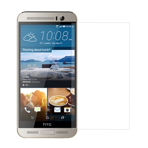 0.3mm Tempered Glass Screen Film for HTC One M9 Plus Anti-explosion Arc Edge
