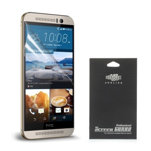 Ultra Clear Screen Protector Film for HTC One E9 / E9 Plus (With Black Package)