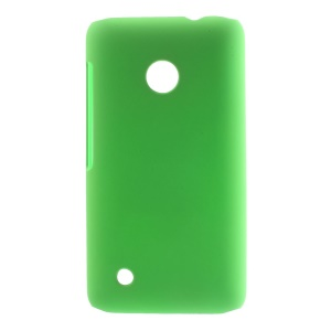 Green Oil Painting PC Back Case for Nokia Lumia 530 RM-1017 RM-1019