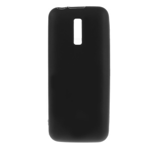 Matte TPU Gel Case for Nokia 130 / 130 Dual SIM - Black