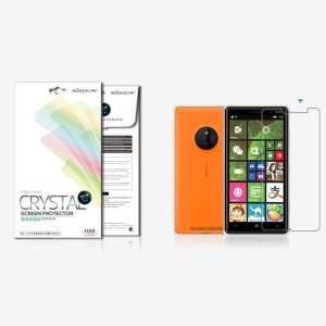 NILLKIN Super Clear Anti-fingerprint Screen Protector Guard Film for Nokia Lumia 830