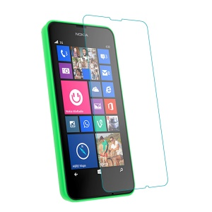 0.25mm Explosion-proof Tempered Glass Screen Protector for Nokia Lumia 630 (Arc Edge)