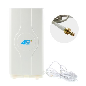 4G LTE MIMO Desktop / Wall Mounted Antenna (LF-ANT4G01) - CRC9 Connector