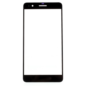 Front Screen Glass Lens for Huawei Honor 6 Plus 6X - Black