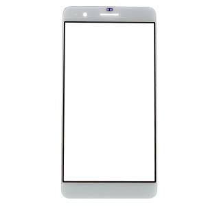 Front Screen Glass Lens for Huawei Honor 6 Plus 6X - White
