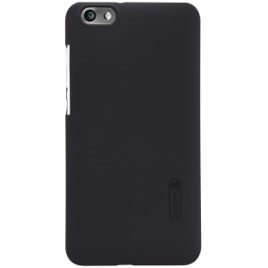 NILLKIN Frosted Shield PC Case for Huawei Honor Play 4X w/ Screen Film - Black