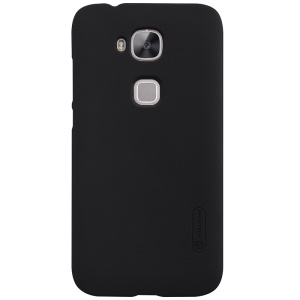 NILLKIN Super Frosted Shield Hard Cover for Huawei D199 Maimang 4 with Screen Film - Black