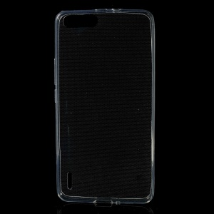 Ultra Slim 0.6mm TPU Case for Huawei Honor 6 Plus 6X - Transparent