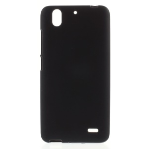 For Huawei Ascend G630 Double-sided Matte TPU Case - Black