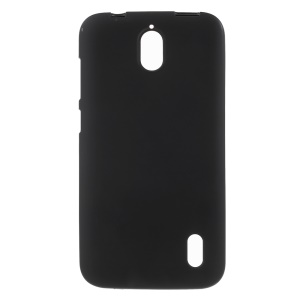 Black for Huawei 625 Soft Matte TPU Back Case