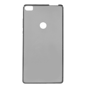 Gel TPU Protective Case 0.6mm for Huawei Ascend P8 Max - Grey