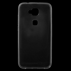 Ultrathin Soft TPU Case Cover for Huawei G8 - Transparent