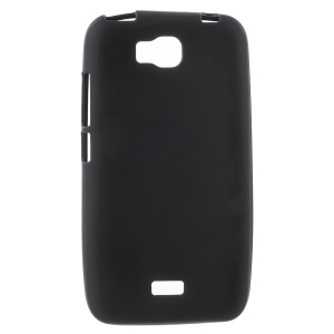 Double-sided Matte TPU Case for Huawei Honor Bee Y5c - Black