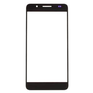 Front Screen Glass Lens for Huawei Honor 6 - Black