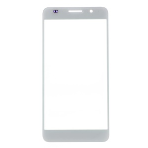 Front Screen Glass Lens for Huawei Honor 6 - White