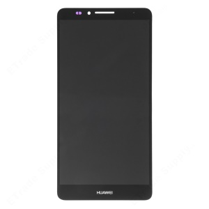 LCD Screen and Digitizer Assembly Part for Huawei Ascend Mate7 - Black