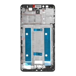 OEM Front Housing Bezel Replacement for Huawei Ascend Mate7 - Black