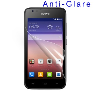 Matte Anti-glare Screen Protector Guard Film for Huawei Ascend Y550