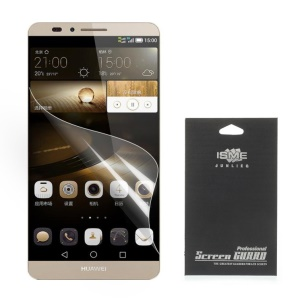 Ultra Clear Screen Protector for Huawei Ascend Mate7 (With Black Package)