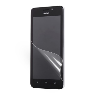 Clear LCD Screen Protector Guard Film for Huawei Y635