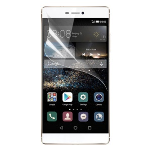 Ultra Clear LCD Screen Protector Film for Huawei Ascend P8