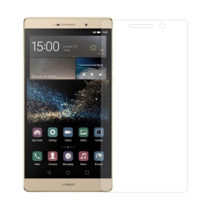 0.3mm Tempered Glass Screen Film for Huawei Ascend P8 Max Anti-explosion Arc Edge