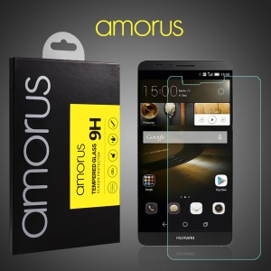 AMORUS for Huawei Ascend Mate7 Tempered Glass Screen Guard 9H Anti-explosion