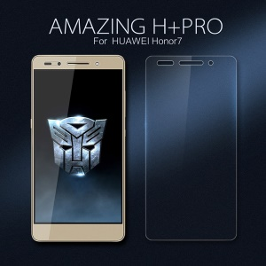 NILLKIN Amazing H+PRO Tempered Glass Screen Film for Huawei Honor 7 0.2mm Ultrathin Nanometer Anti-Explosion