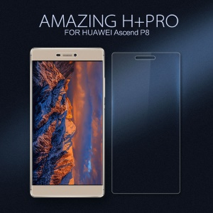 NILLKIN Amazing H+PRO Tempered Glass Screen Film for Huawei Ascend P8 0.2mm Ultrathin Nanometer Anti-Explosion