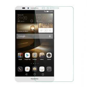 LINK DREAM Tempered Glass Screen Guard Film for Huawei Ascend Mate7 0.33mm 2.5D Arc Edge