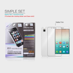NILLKIN Matte Scratch-resistant Screen Protector Film for Huawei Honor 7i