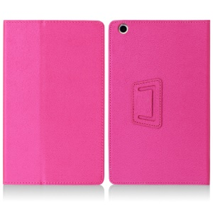 Flip Protective Leather Shell for Lenovo Tab 2 A8-50 - Rose