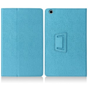 Stand Protective PU Leather Case for Lenovo Tab 2 A8-50 - Blue