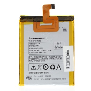 OEM 4000mAh Battery Replacement for Lenovo S860 (BL226)