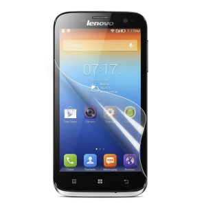 Ultra Clear LCD Screen Protector for Lenovo A859